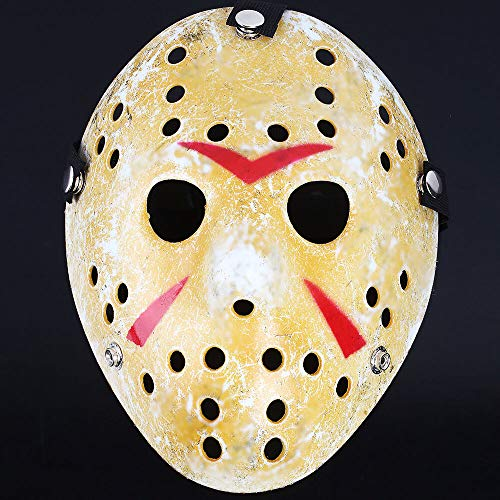 Unbranded Friday The 13th Hockey Mask Jason vs Freddy Halloween Costume Mask