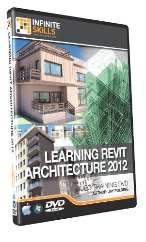 Revit Architecture 2012 Training DVD - Tutorial Video - Over 8 Hours of Training by Infiniteskills