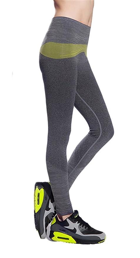 Buenas noches Fitness Yoga Leggings pantalones deportivos ...