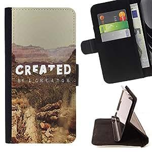 BullDog Case - FOR/Samsung Galaxy S3 III I9300 / - / CREATED BY A CREATOR /- Monedero de cuero de la PU Llevar cubierta de la caja con el ID Credit Card Slots Flip funda de cuer
