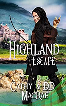 Highland Escape: Book 1 of the Hardy Heroines series by [MacRae, Cathy, MacRae, DD]