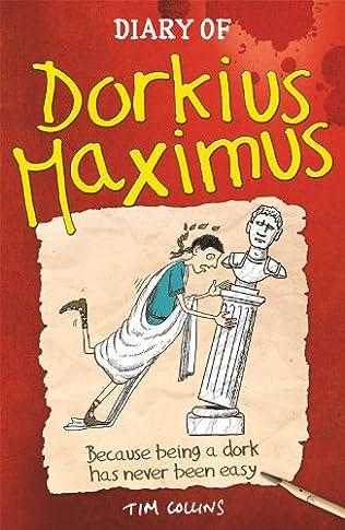 book cover of Diary Of Dorkius Maximus