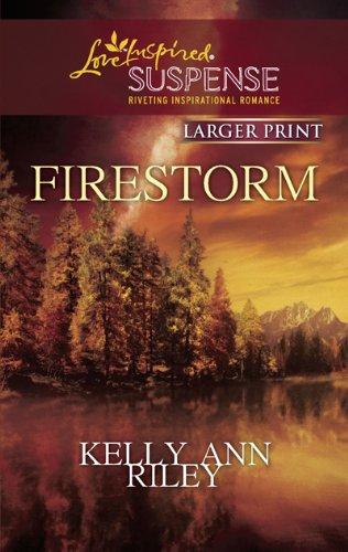 book cover of Firestorm