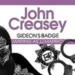 Gideon's Badge: Gideon of Scotland Yard, Book 12 | John Creasey