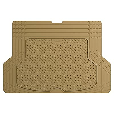 """FH Group F16406 Premium Trimmable Vinyl Cargo Mat, 55"""" x 32""""- Fit Most Car, Truck, SUV, or Van"""