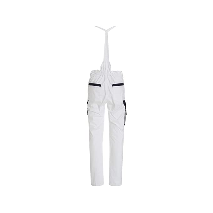 Taille 3 Blanc LMA 300344 BROSSE Cotte /à Bretelles