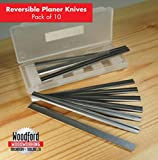 3-1/4 inch Double edged Carbide planer Blade to fit Ryobi HPL51K Planer -10pk Super Savings