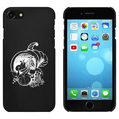 Noir 'Cornucopie' étui / housse pour iPhone 7 (MC00068267)
