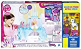 My Little Pony Friendship is Magic Explore Equestria Crystal Empire Castle Exclusive Playset [Bonus Shining Armor + 20 Accessories] by My Little Pony