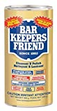 Bar Keepers Friend Cleanser & Polish: 12 OZ