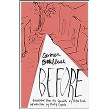 Books By Carmen Boullosa