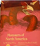 Monsters of North America, William A. Wise, 039960992X