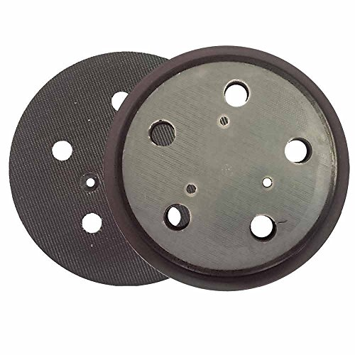 Porter Cable Sander Pad - 5 Inch Sander Pad 5 hole - Hook and Loop Replaces Porter Cable OE # 13904 / 13909 (1), RSP29 Standard Replacement Pad for Porter Cable 333 and 333VS Random Orbit Sanders