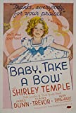 Baby Take a Bow, Shirley Temple, 1934 - Premium Movie Poster Reprint 16