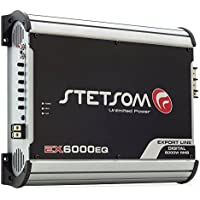 Stetsom EX6000EQ1OHM 6500 Watts Rms At 1Ohm