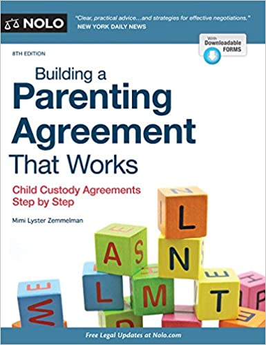 Building A Parenting Agreement That Works Child Custody Agreements