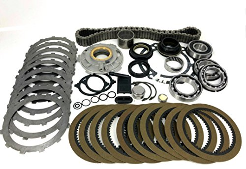Case Transfer New - GM New Process 246 Transfer Case Rebuild Kit 1998-Up NP246 With Pump and Clutch