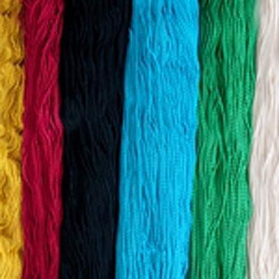 Zeekio Yo-yo Strings - (1) Ten Pack of 100% Cotton String-White: Toys & Games