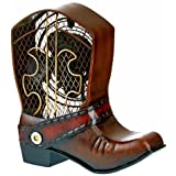 Deco Breeze DBF0122 Figurine Cowboy Boot Fan by Deco Breeze
