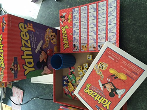 Disney's Mickey for Kids, Yahtzee Jr. (1998) for sale  Delivered anywhere in USA