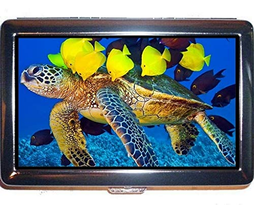 ifts for Dad,Fish Tank Theme of Full of Personality Business Name Card Holder ()