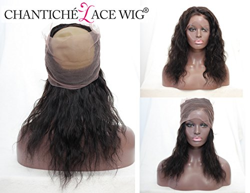 Chantiche Frontal Brazilian Lace Bleached
