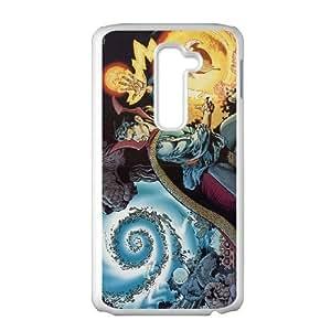 Doctor Strange LG G2 Cell Phone Case White WS0246271