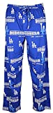 Los Angeles Dodgers Mens MLB Royal Fusion Pajama Pants