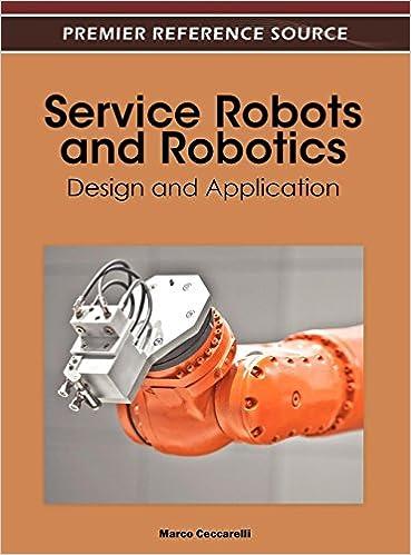Service Robots And Robotics Design And Application Premier