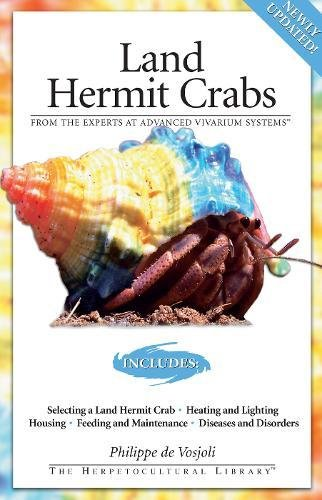 Land Hermit Crabs (Herpetocultural Library)