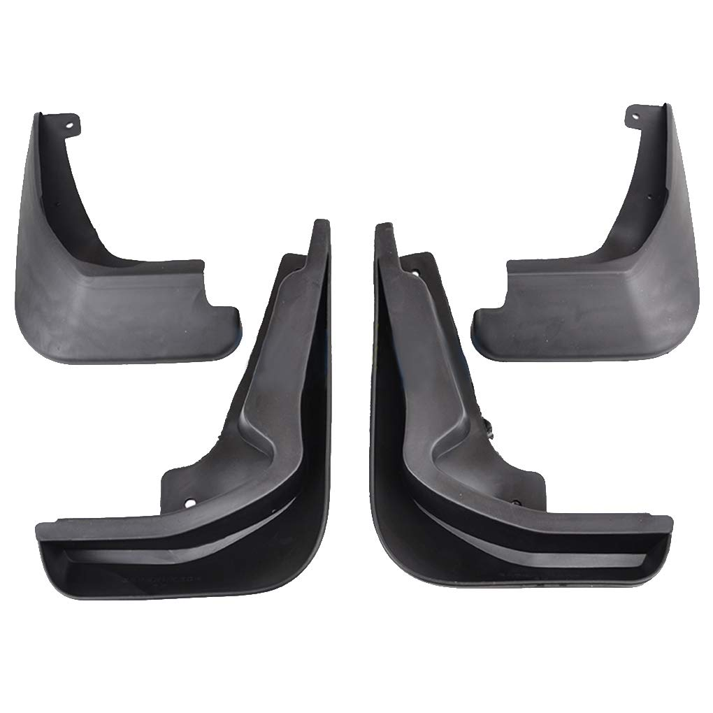 Lorsoul Front Rear Car Mud Flaps Splash Guard Protector Mudguard Replacement For Ford Focus 3 MK3 2011-2016