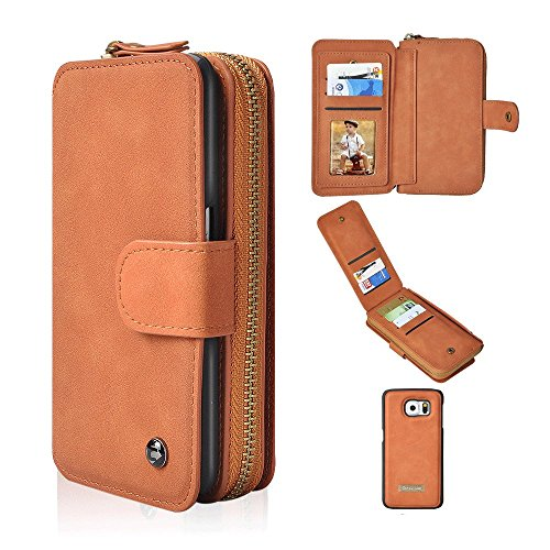 Cornmi Premium Leather Detachable Magnetic