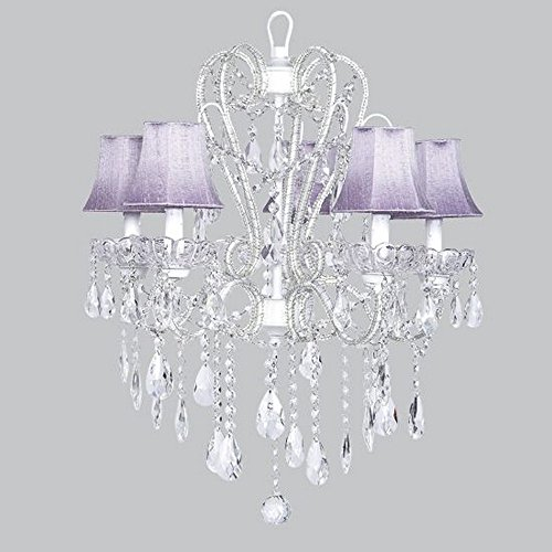 5 Light Incandescent Chandelette (DO NOT SET LIVE!Carousel 5 Light Chandelier)