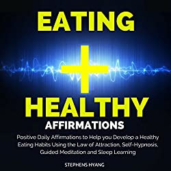 Eating Healthy Affirmations