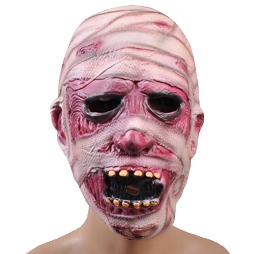 Rise World Halloween Horror Masks Party Terrorist Zombie Zombie Mummy Mask