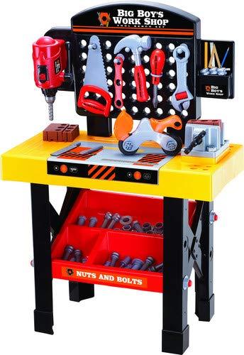 (World Tech Toys Big Boys Tool and Ben Ch Work Shop Playset)