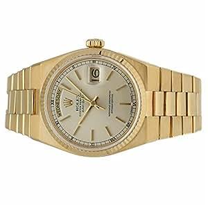 Rolex Oysterquartz Day Date quartz mens Watch 19018 (Certified Pre-owned)
