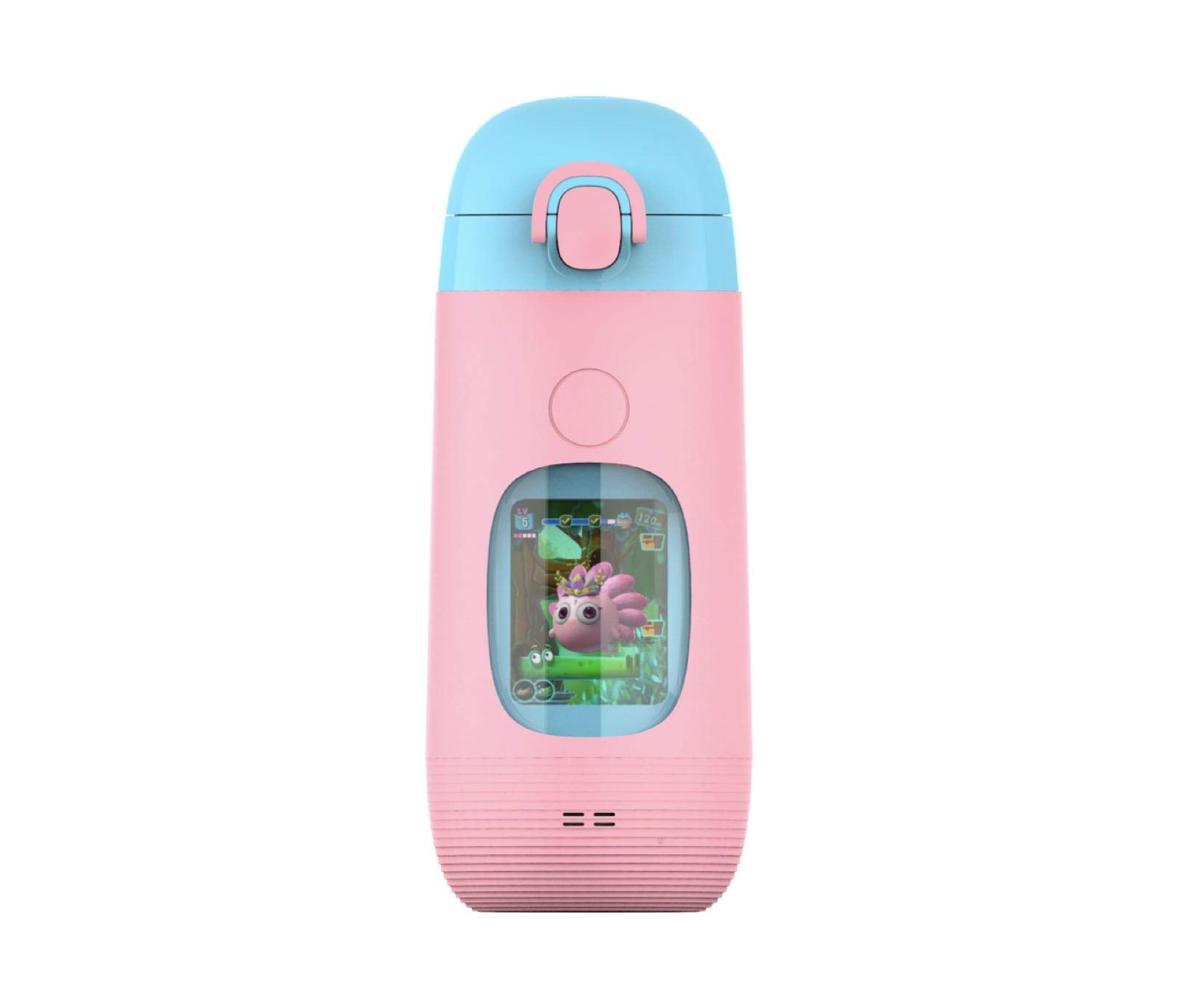 Smart Water Bottle for Kids - GululuGo Interactive Water Bottle Includes Games and Stories Along with a Health Tracking Smartphone App, 350ml Smart Water Bottle for Kids