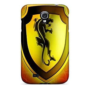 Faddish Phone Panther Shield Case For Galaxy S4 / Perfect Case Cover