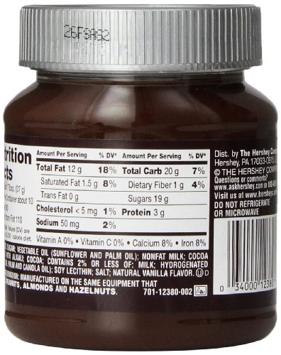 Hershey S Chocolate Spread 13 Ounce Pack Of 8 Buy