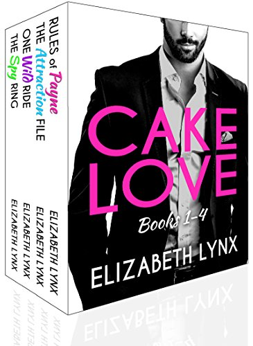 Cake Love: Boxed Set of Books 1-4 -