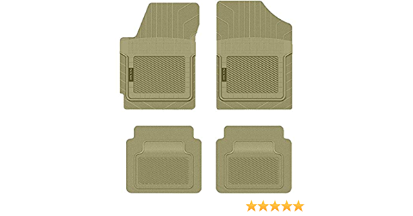 PantsSaver Custom Fit Car Mat 4PC 4209133 Tan