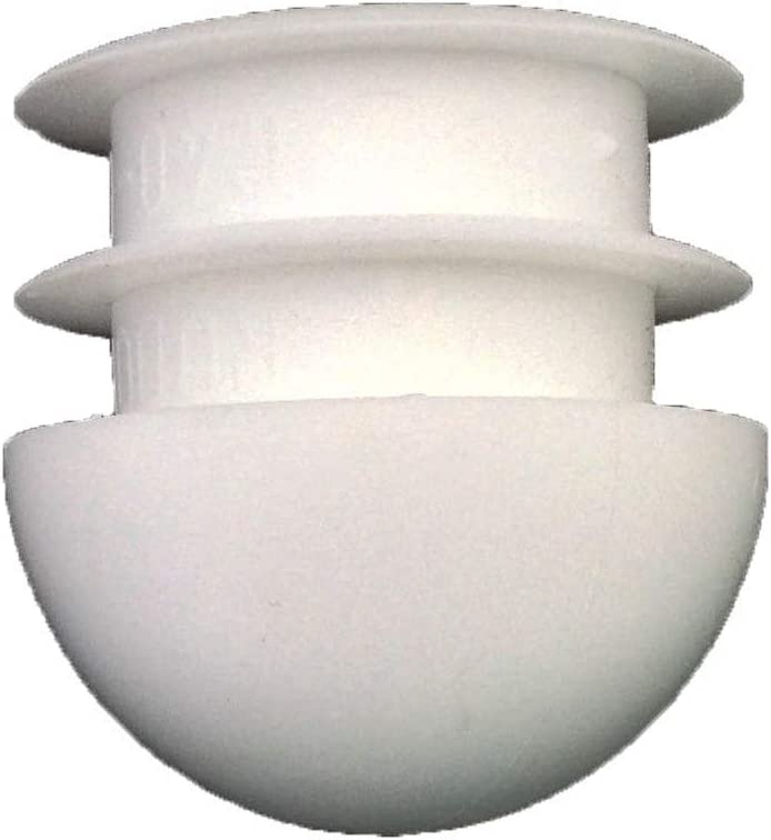 "7/8"" Round Insert Chair Leg Glide Protectors 