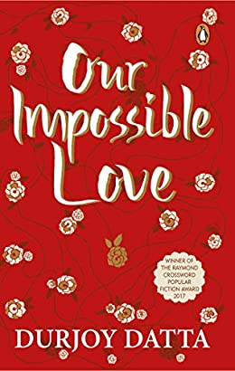Durjoy Datta Books List : Our Impossible Love