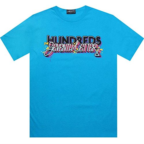 The Hundreds x The Seventh Letter Fill In Tee (7th Letter)