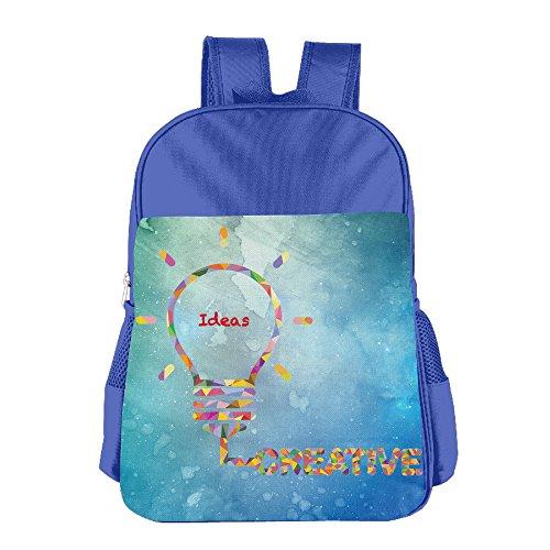 [JXMD Custom Creative Idea Teenager School Bag Backpack For 4-15 Years Old RoyalBlue] (Incredible Hulk Costume Ideas)