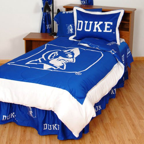 Duke Blue Devils Comforter Set Full