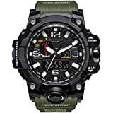 Bounabay Men's Military Digital Sport Watch...