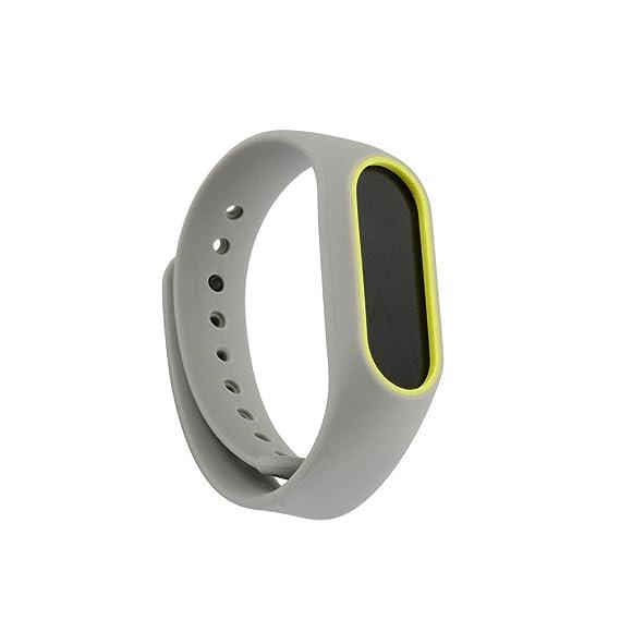 Amazon com: For Xiaomi Mi Band 2 Smart Bracelet, Silicone