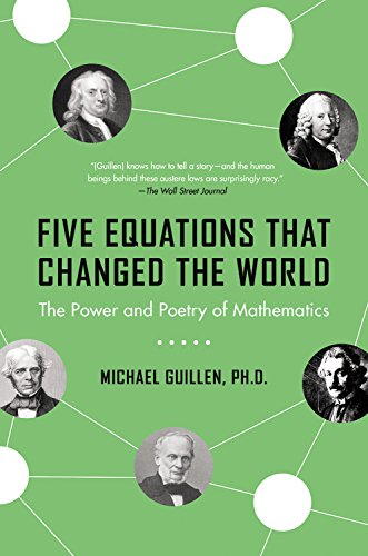 Five Equations That Changed The World  The Power And Poetry Of Mathematics